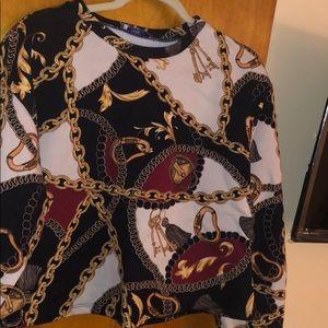 Zara basics sweater brand new only worn once
